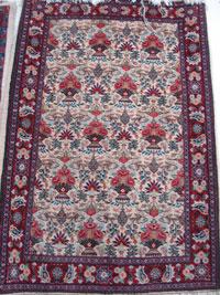 تحقیق در مورد فرش اطراف تهران (ورامین)